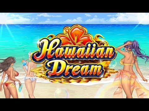 ハワイアンドリームゲーム画面