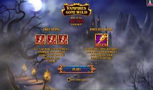 Vampires Gone Wild